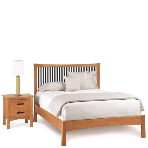 Berkeley Bed - Urban Natural Home Furnishings.  Solid Wood Bed, Copeland