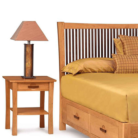 Berkeley Bed with Storage by Copeland