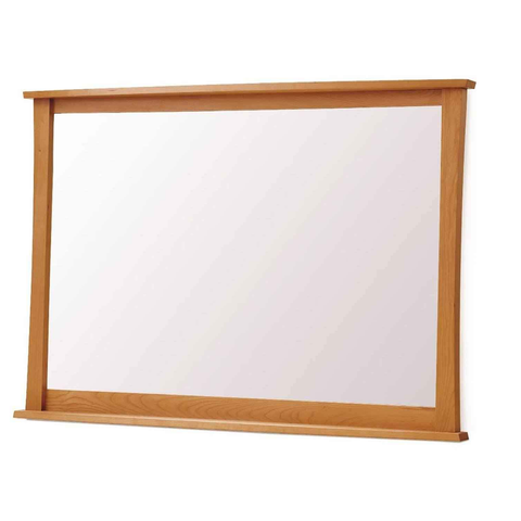 Berkeley/Monterey Wall Mirror in Cherry