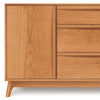 Catalina Buffet (2 Doors on Side, 3 Drawers in Middle) in Cherry by Copeland