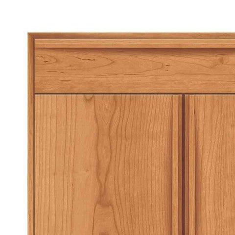 Catalina Buffet (1 Drawer over 2 Doors) in Cherry by Copeland