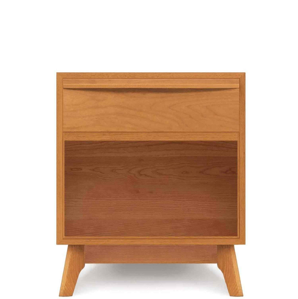 Catalina One Drawer Nightstand in Cherry