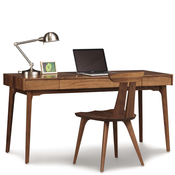 Catalina Desk in Walnut - Urban Natural Home Furnishings.  Desks, Copeland