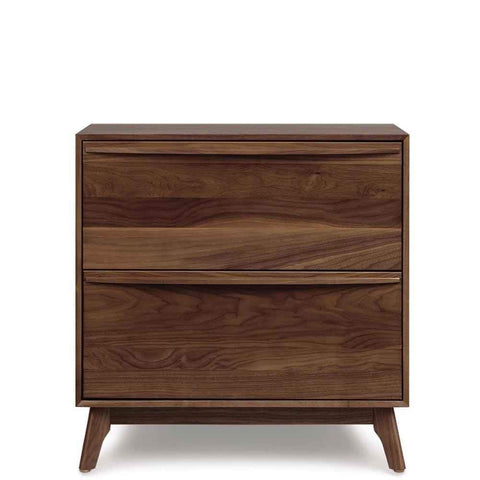 Catalina File Cabinet in Walnut by Copeland
