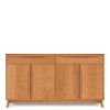 Catalina Buffet (2 Drawers over 4 Door Buffet) in Cherry by Copeland