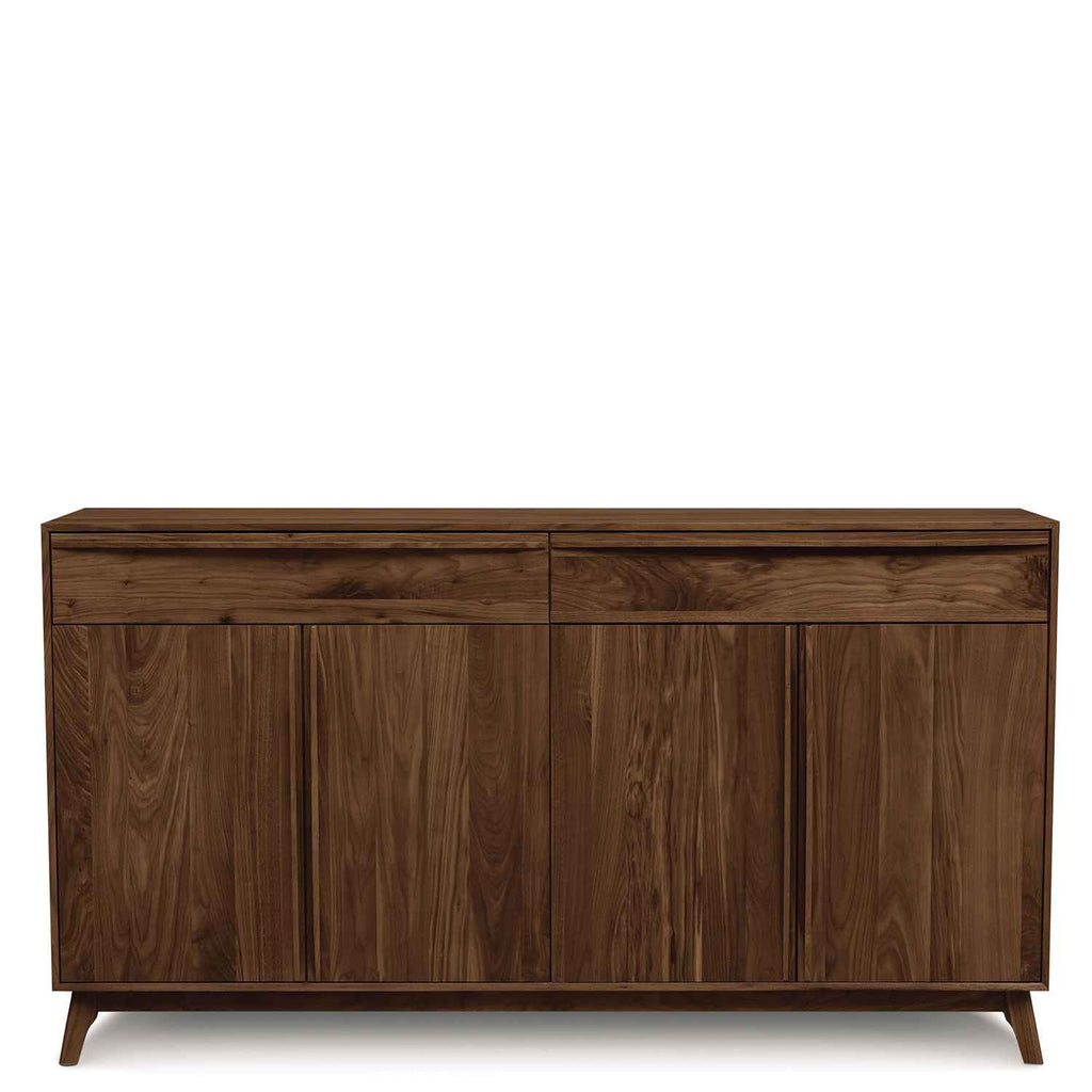 Catalina Buffet (2 DRAWERS OVER 4 DOOR) in Walnut by Copeland