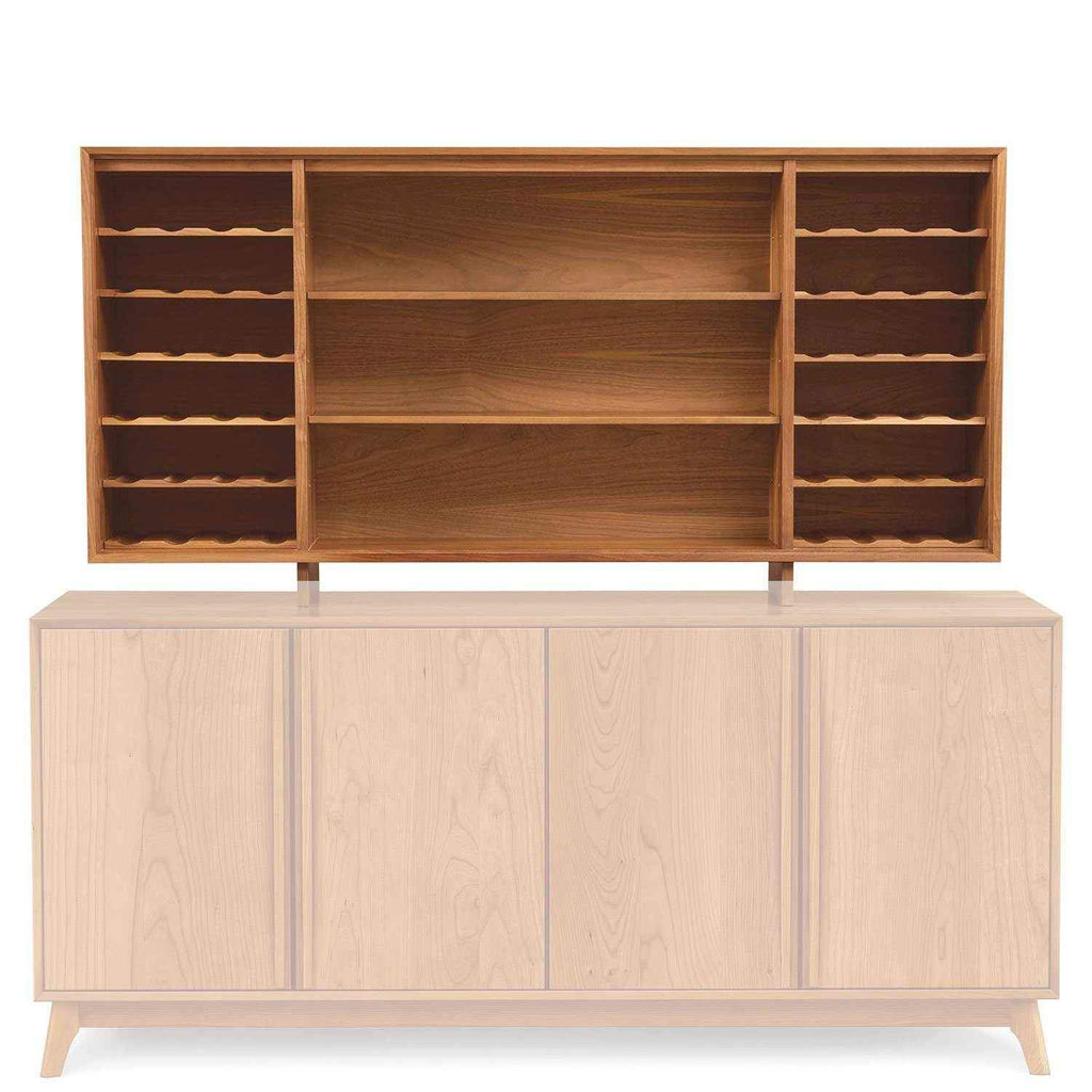"Catalina 30"" Hutch in Cherry by Copeland"