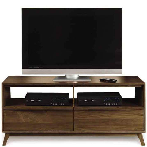 Catalina TV Stand With 2 Bookcases by Copeland