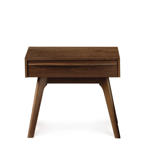 Catalina End Table in Walnut