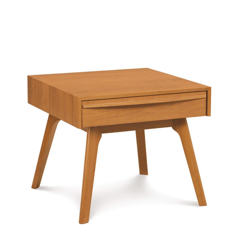 Catalina Nightstand in Cherry - Urban Natural Home Furnishings.  Nightstands, Copeland