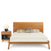 Catalina Bed in Cherry