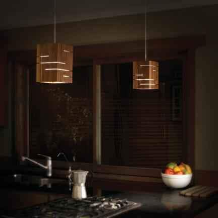 Claudo Accent Pendant