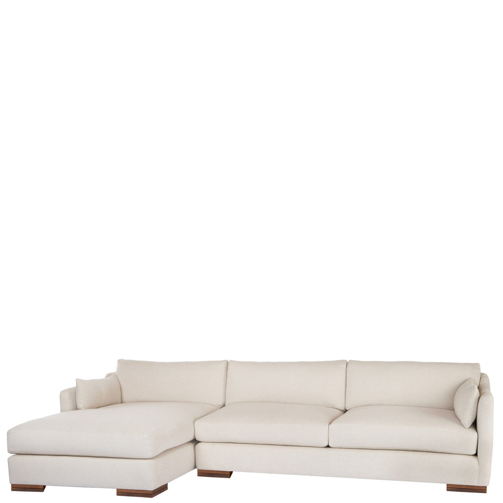 Dexter Sectional - Urban Natural Home Furnishings.  Sectional, Cisco Brothers