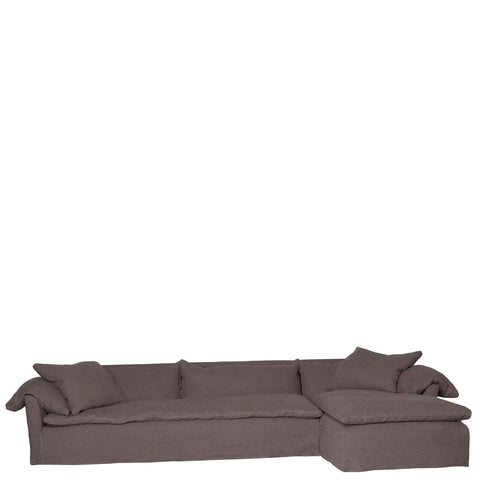 Donato Two Piece Sectional - Urban Natural Home Furnishings.  Sectional, Cisco Brothers