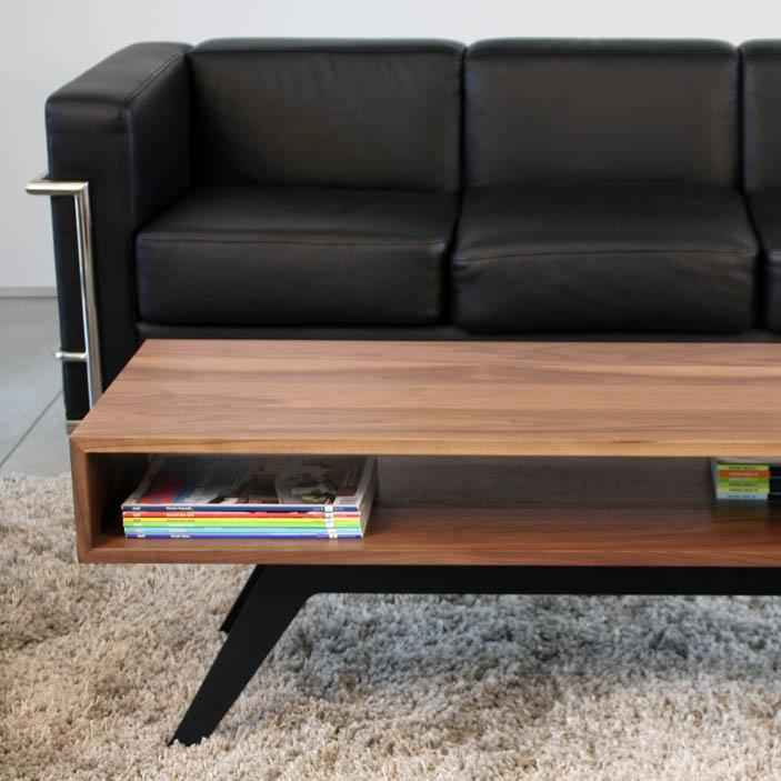 Eastvold Elko Coffee Table - Walnut by Eastvold Furniture