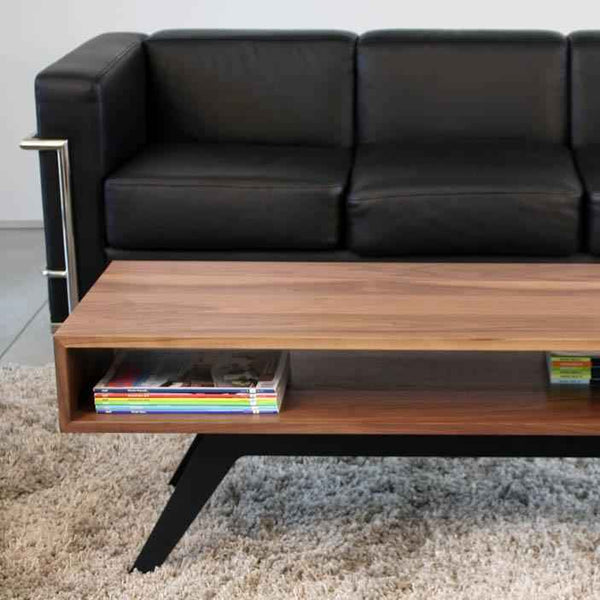 Eastvold Elko Coffee Table - Walnut