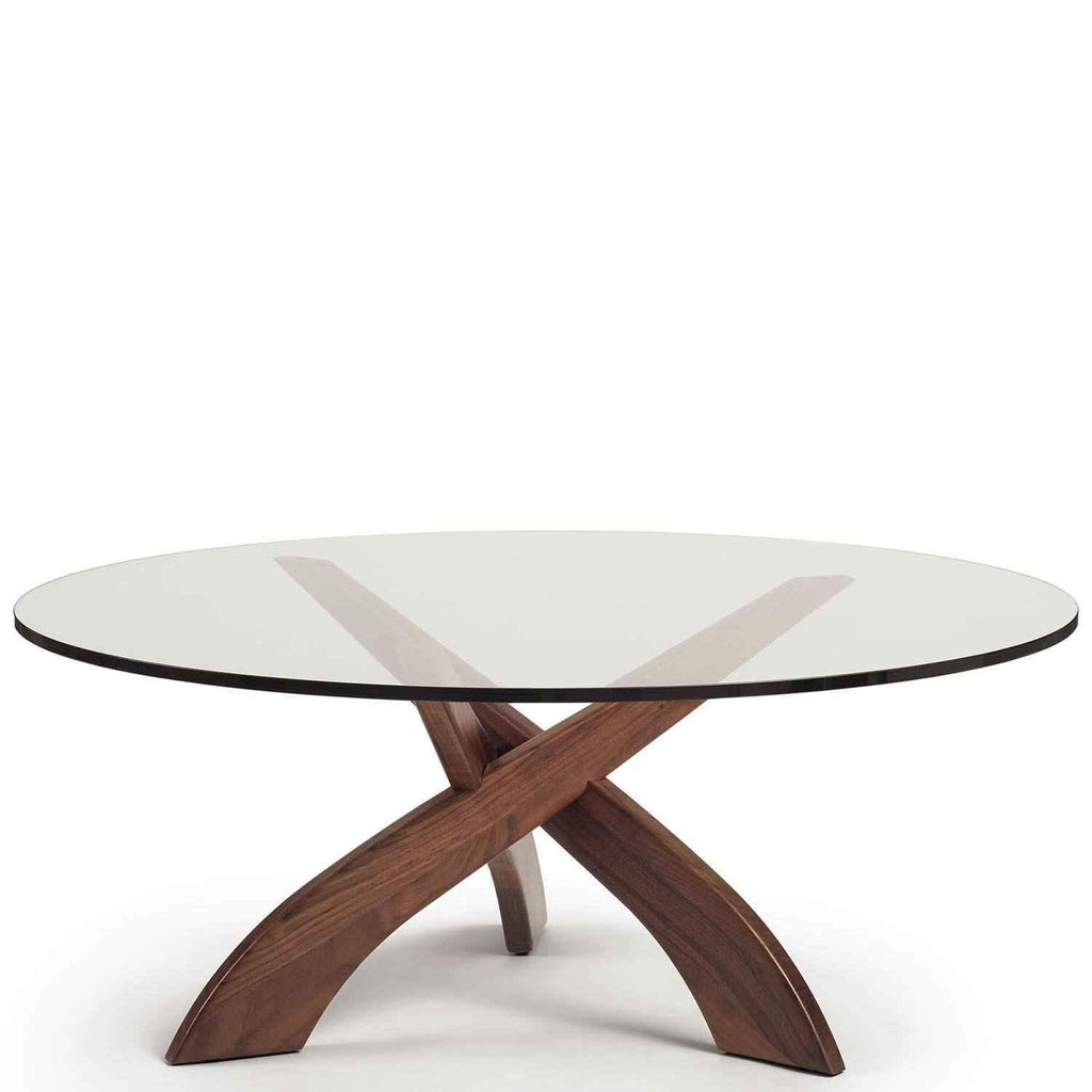Entwine Round Coffee Table - Urban Natural Home Furnishings.  Coffee Table, Copeland