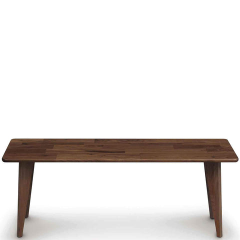 Essentials Bench, Wood Legs - Urban Natural Home Furnishings.  Dining Chair, Copeland