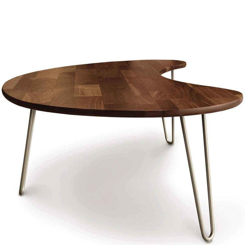 Essentials Kidney Shaped Coffee Table - Urban Natural Home Furnishings.  occasional tables, Copeland
