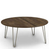 Essentials Round Coffee Table by Copeland