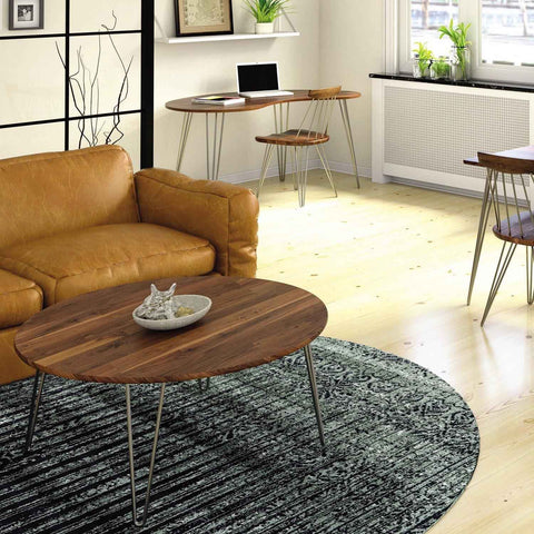 Essentials Round Coffee Table - Urban Natural Home Furnishings.  occasional tables, Copeland