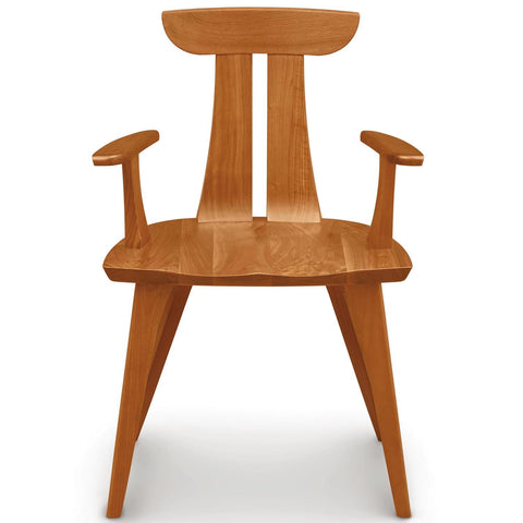 Estelle Armchair in Cherry - Urban Natural Home Furnishings.  Counter Stools, Copeland