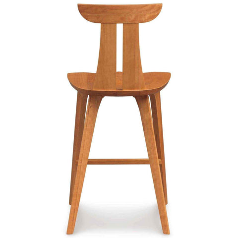 Estelle Counter Stool in Cherry - Urban Natural Home Furnishings.  Counter Stools, Copeland