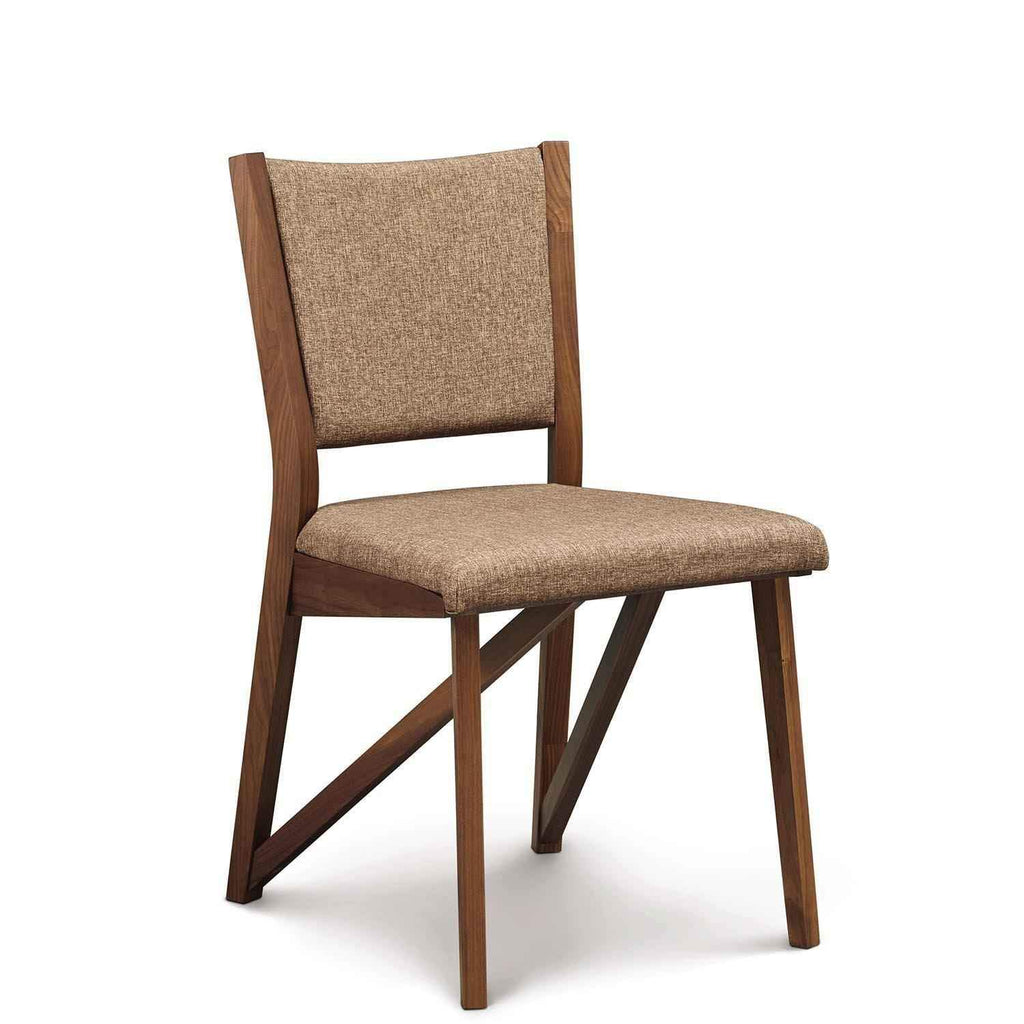 Exeter Chair in Walnut - Urban Natural Home Furnishings.  Dining Chair, Copeland