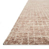 Giana Hooked Area Rug in Blush
