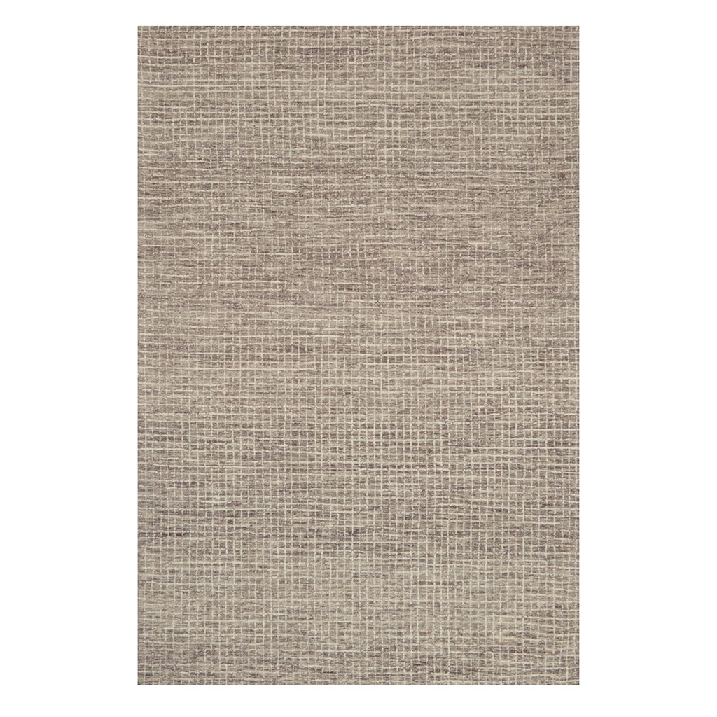 Giana Hooked Area Rug in Smoke by Loloi