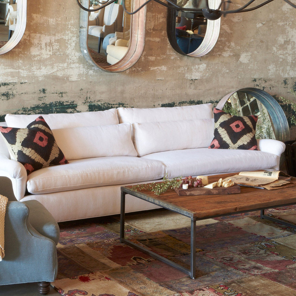 "Genevieve 96"" Sofa - Urban Natural Home Furnishings.  Sofa, Cisco Brothers"