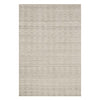 Hadley Hand Loomed Area Rug in Oatmeal by Loloi