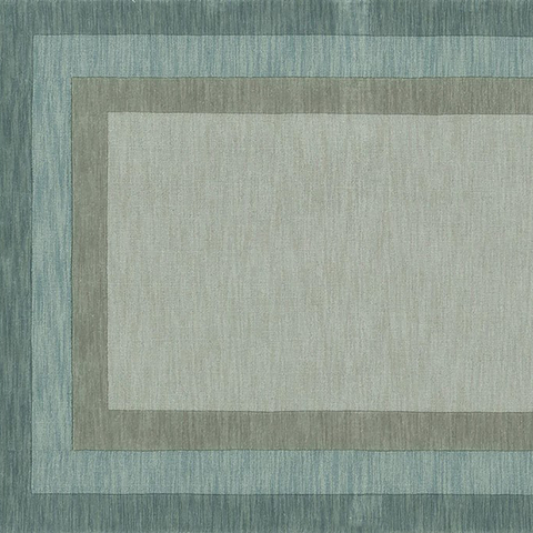 Hamilton Hand Loomed Area Rug in Fern by Loloi
