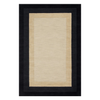 Hamilton Hand Loomed Area Rug in Ivory / Charcoal by Loloi
