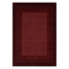 Hamilton Hand Loomed Area Rug in Red by Loloi