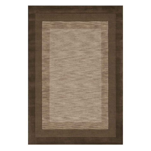 Hamilton Hand Loomed Area Rug in Tobacco by Loloi