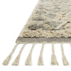 Hygge Hand Loomed Area Rug in Smoke / Taupe by Loloi