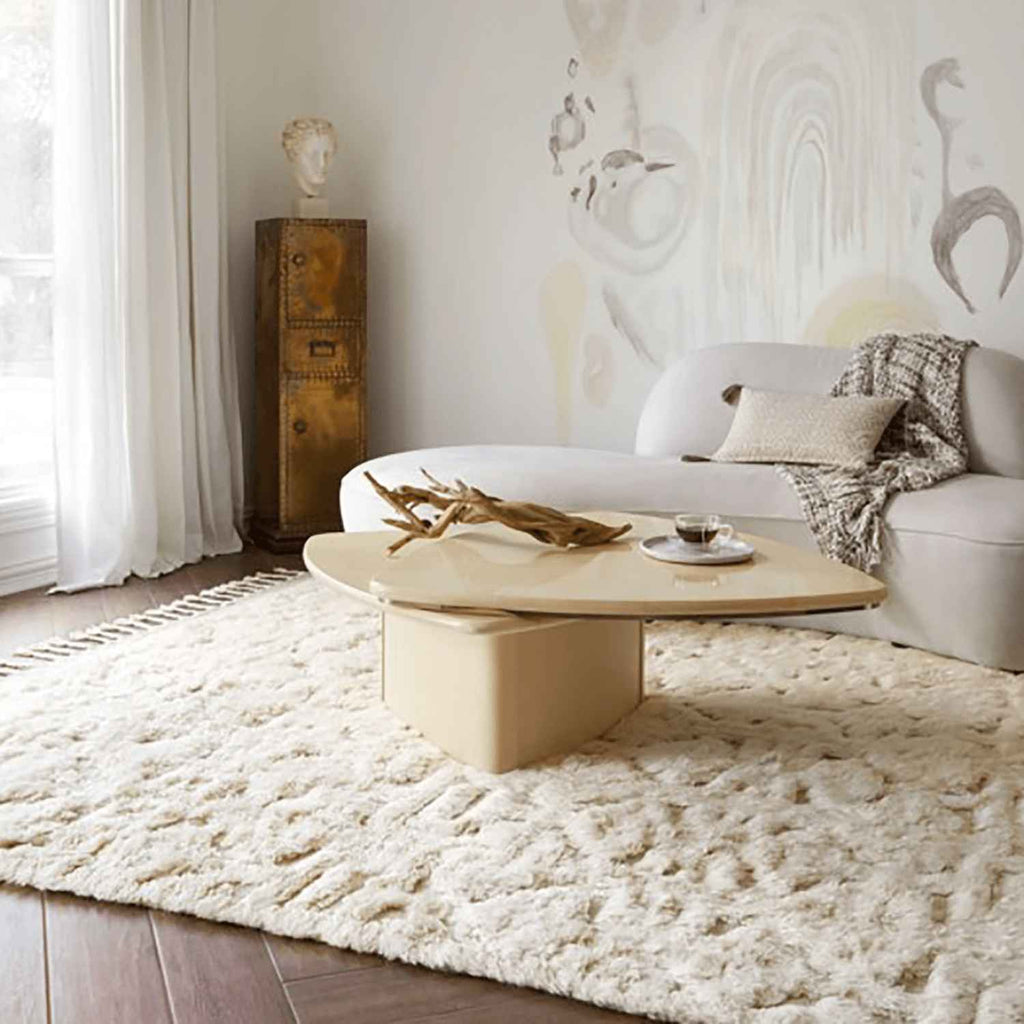 Hygge Hand Loomed Area Rug in Oatmeal / Ivory by Loloi