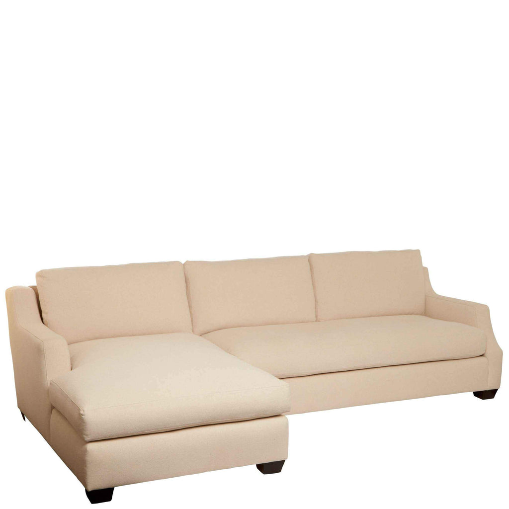 Hayden Deluxe Two Piece Sectional - Urban Natural Home Furnishings.  Sectional, Cisco Brothers