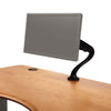 Invigo Sit-Stand Desk In Ash