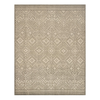 Java Hand Knotted Area Rug in Silver