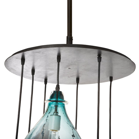 Jug Cluster Chandelier - Urban Natural Home Furnishings.  Chandelier, Cisco Brothers