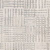 Khalid Hand Knotted Area Rug in Ivory / Sky by Loloi