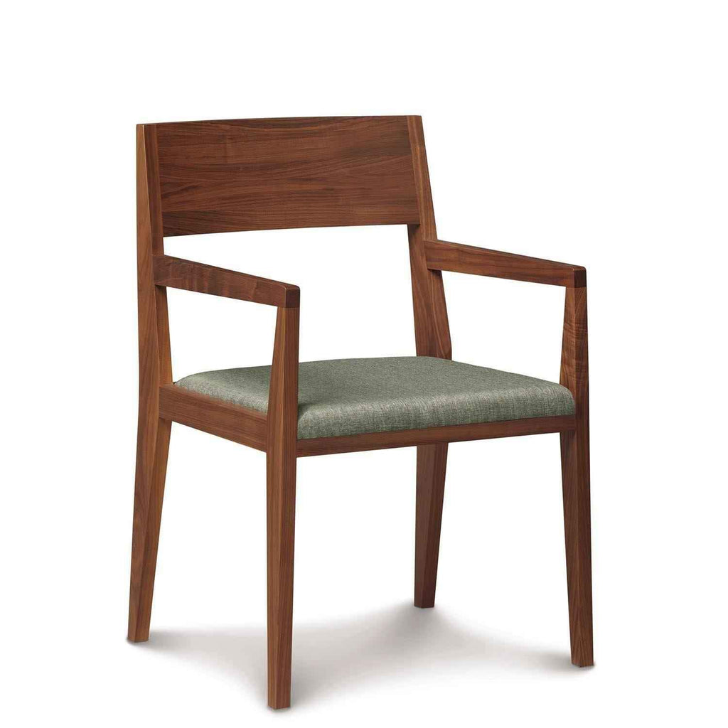 Kyoto Armchair in Walnut by Copeland