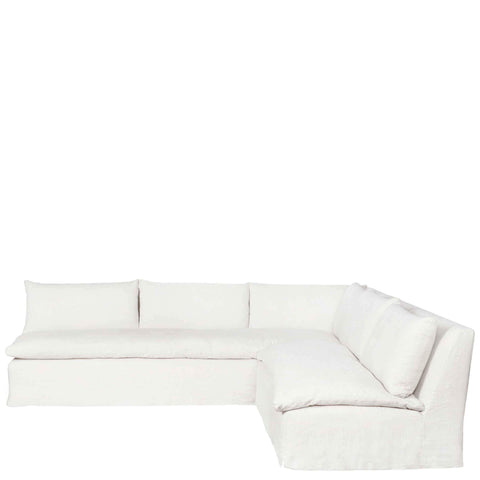 Laguna Two Piece Sectional - Urban Natural Home Furnishings.  Sectional, Cisco Brothers