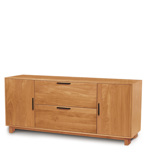 Linear Credenza in Cherry