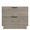 Linear File Cabinet in Ash