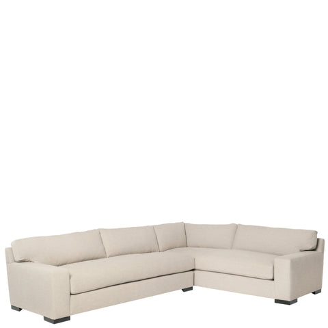 Loft Two Arm Sectional - Urban Natural Home Furnishings.  Sectional, Cisco Brothers