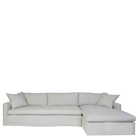 Louis Two Piece Sectional - Urban Natural Home Furnishings.  Sectional, Cisco Brothers