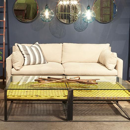 "Louis 90"" Sofa by Cisco Brothers"